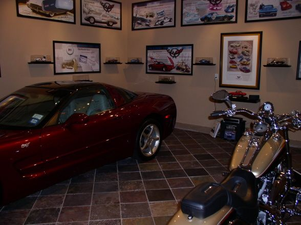 Garage with style - Garage Designs - Decorating Ideas - HGTV Rate My Space