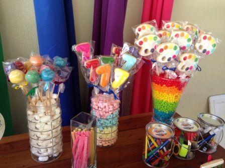 Cute treat displays