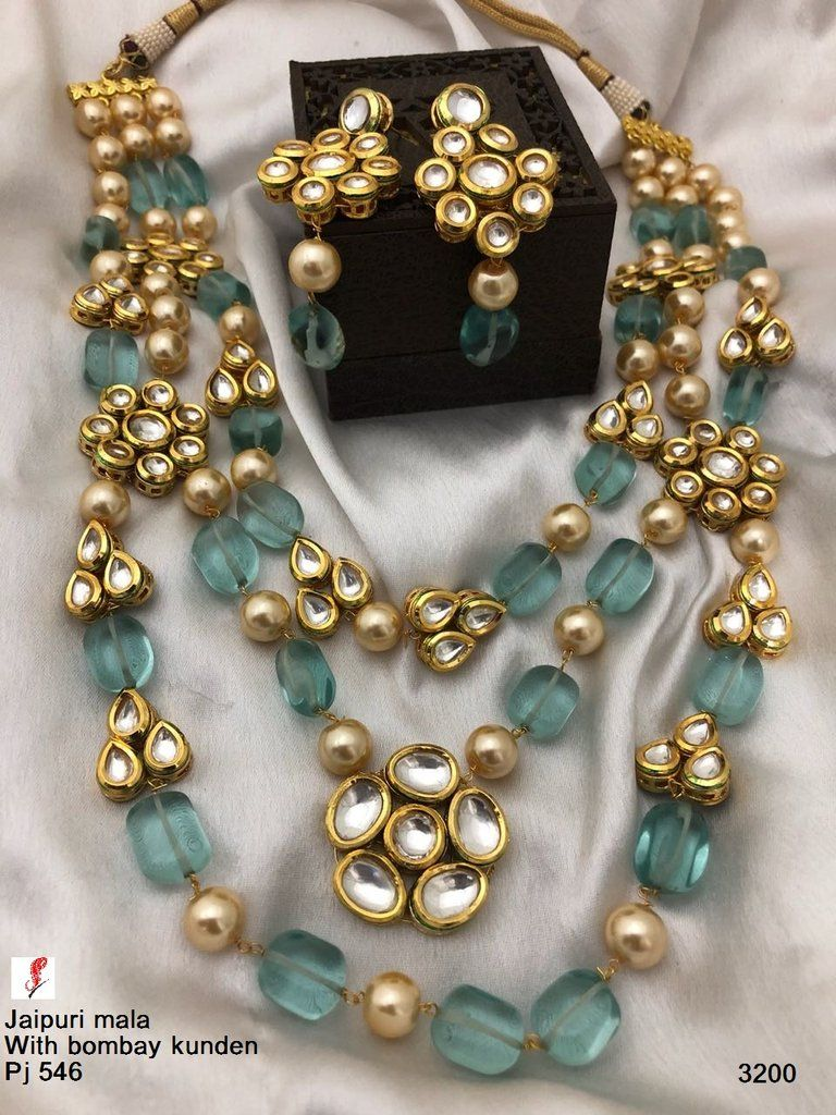 Kundan mala in jewelry pinterest jewelry indian jewelry
