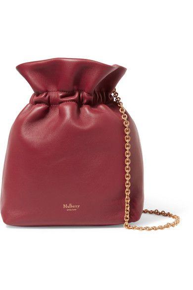 2aa7dc4817 MULBERRY Lynton leather bucket bag.  mulberry  bags  shoulder bags  leather   bucket