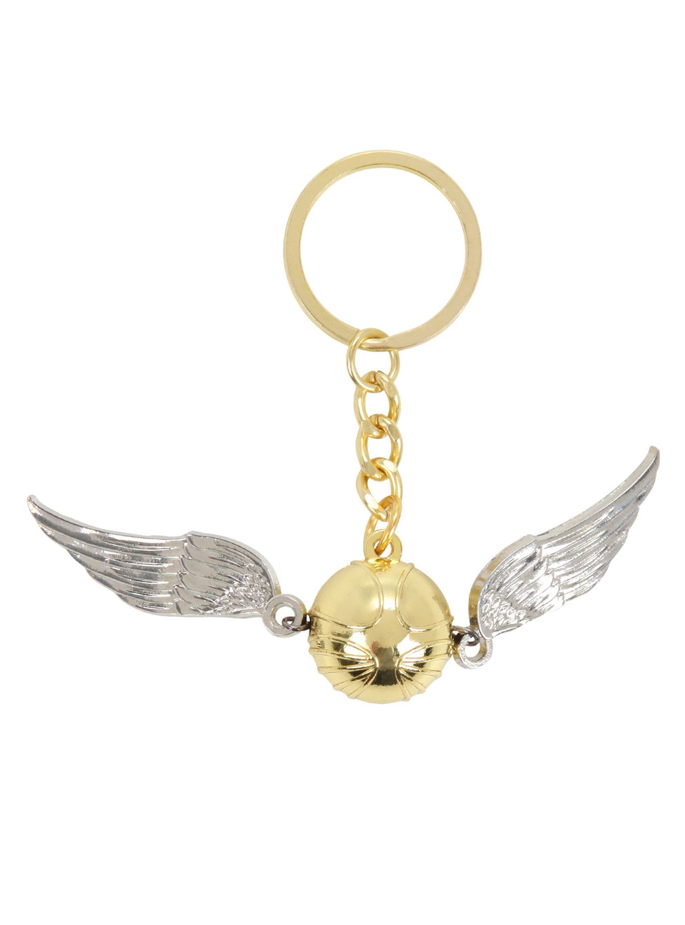harry potter wedding bands Harry Potter Golden Snitch Key Chain Hot Topic