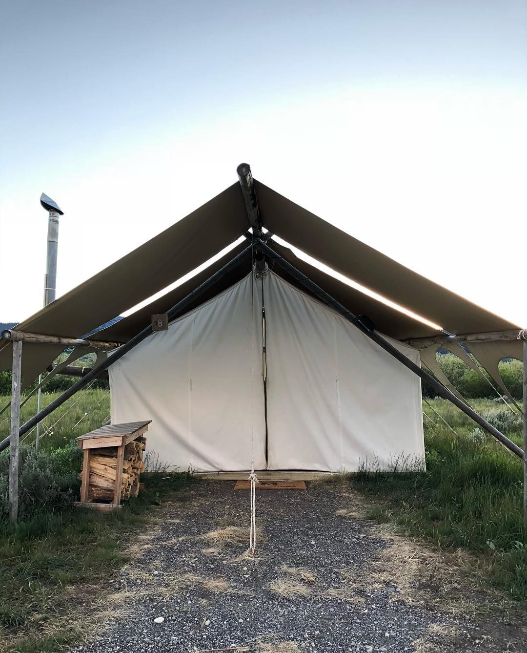 Yellowstone Under Canvas Glamping | My Instagram Pictures