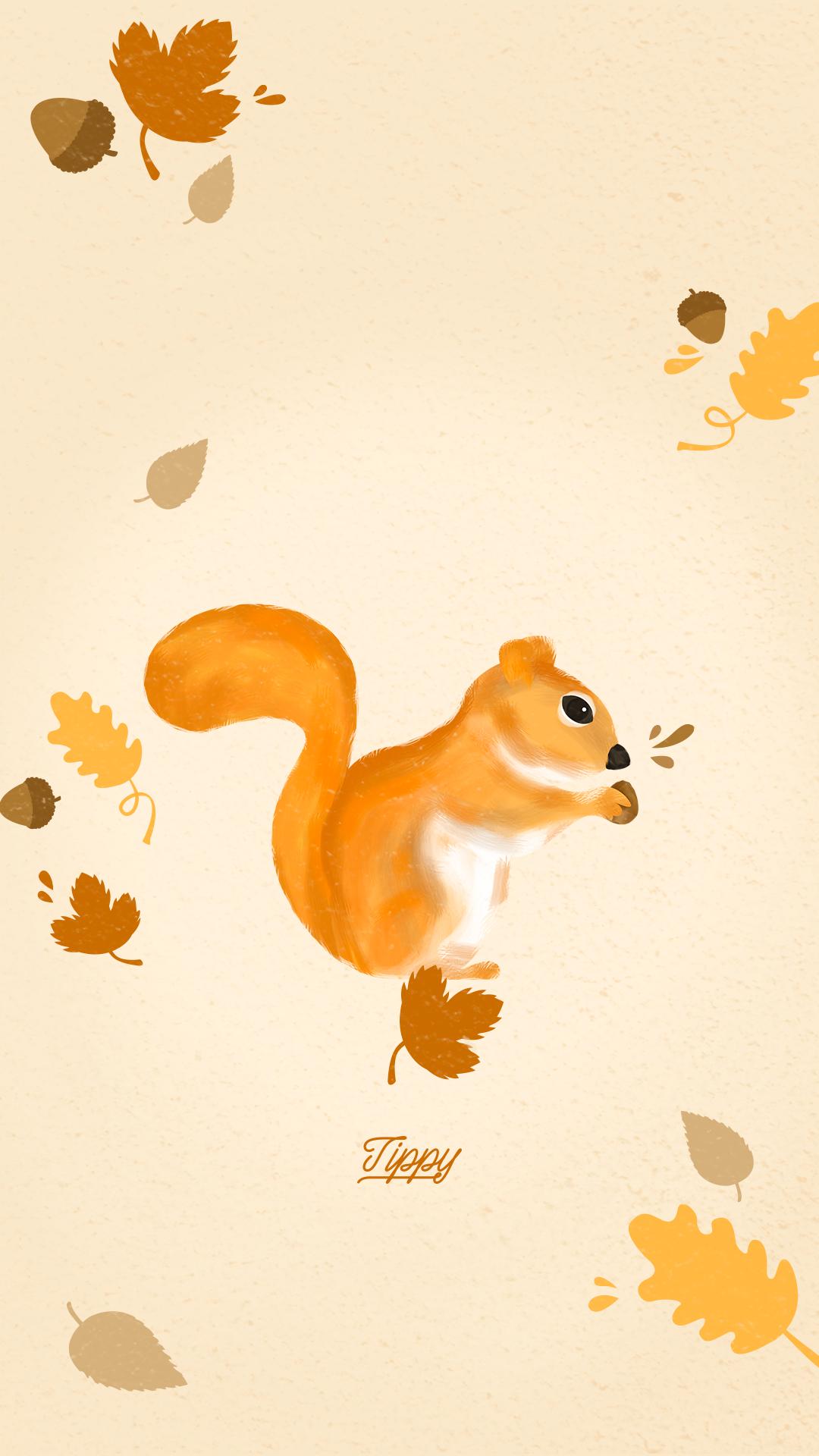 Autumn iPhone Wallpaper Lock Screen @PanPins | iPhone ...