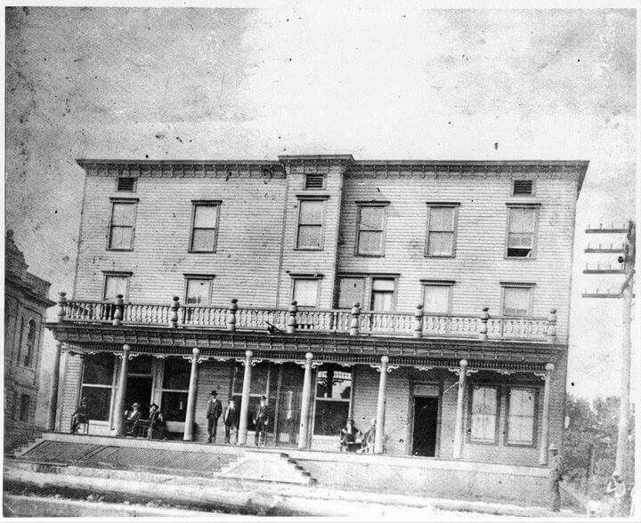 Old Dotson Hotel Wise Va