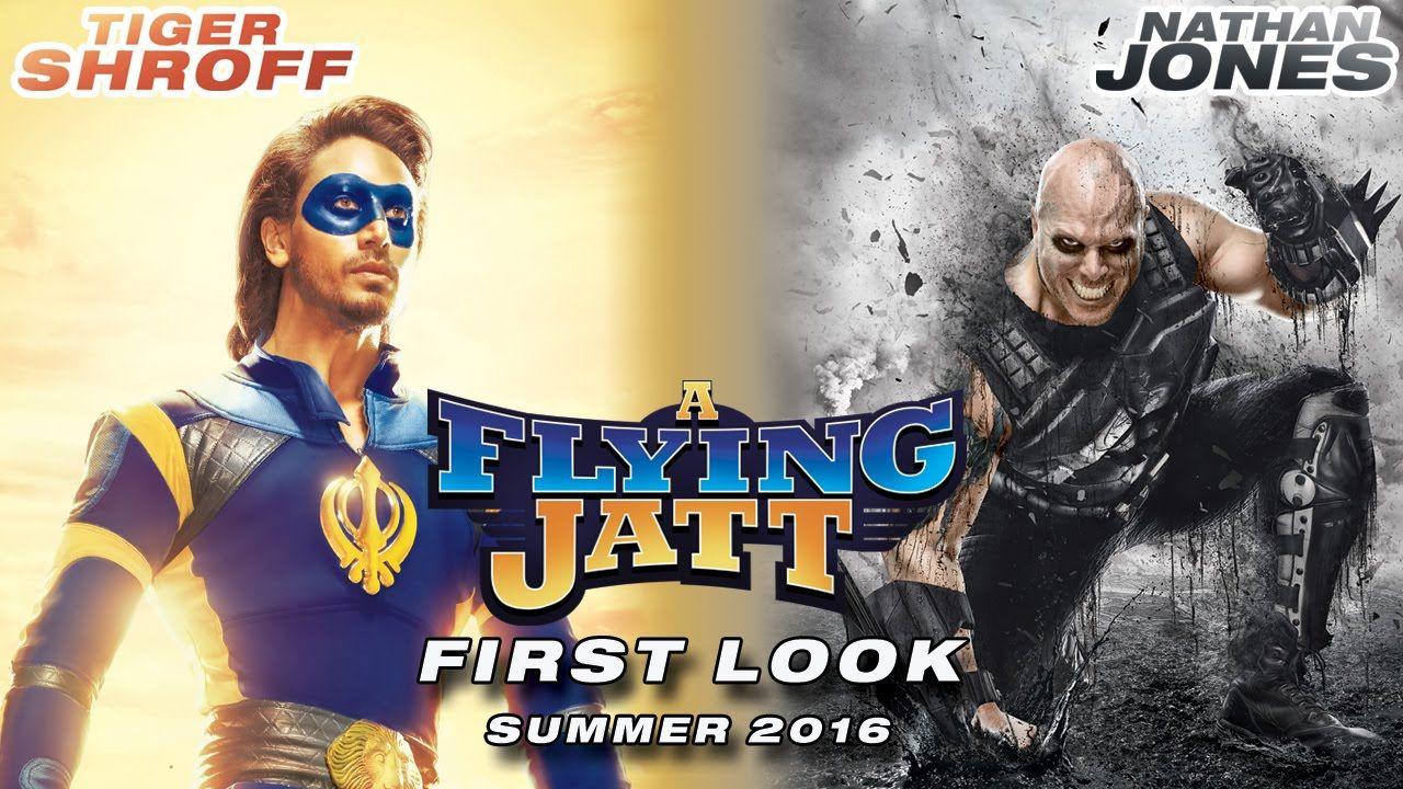 A Flying Jatt 2016 Download Hindi Movies Movies