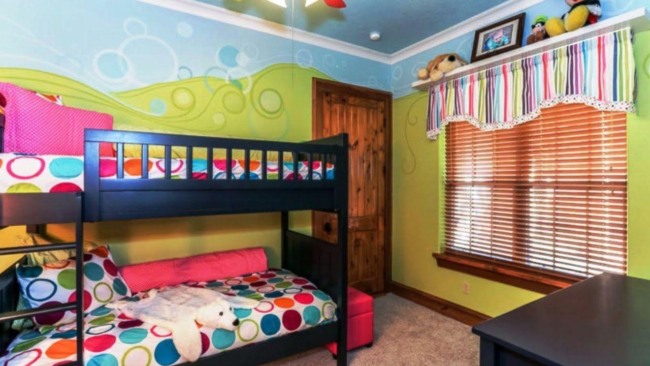 Raum Themed Kinderzimmer Dekor Schlafzimmer Deko