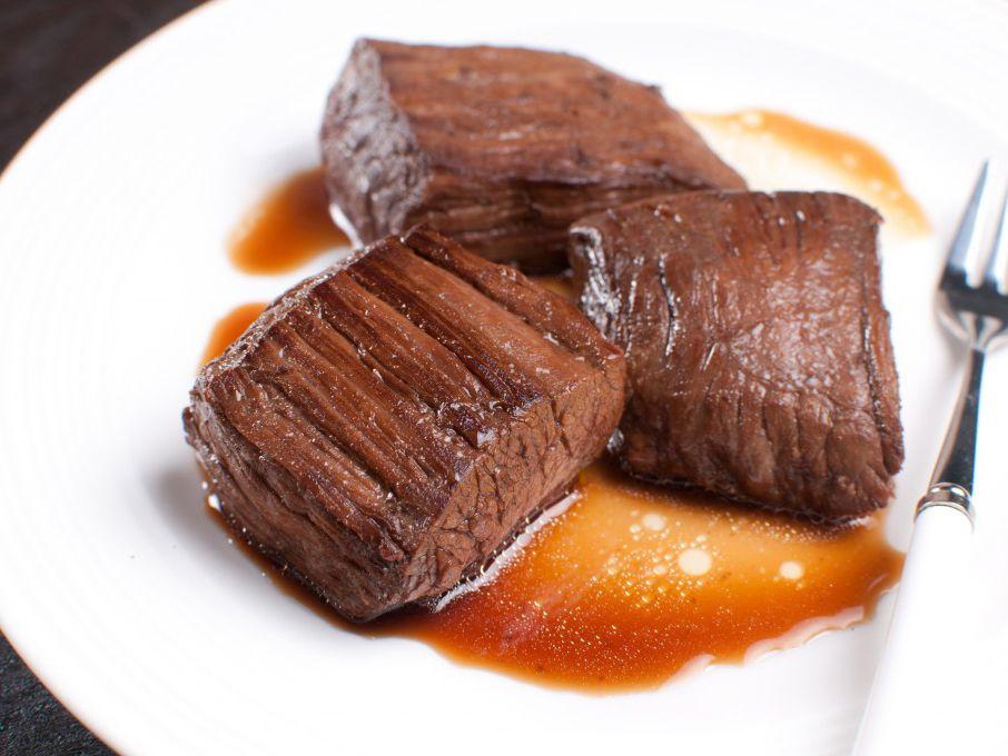 Dale S Steak Bites Steak Bites With Dale S Seasoning Recipe Recipes Dales Seasoning Slow Cooker Flank Steak