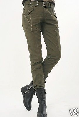 18588d3f0220 Womens Camo Military Army Cargo Pencil Pants Skinny Jeans Leisure Trousers   792