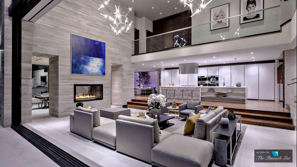 A Modern California House With Spectacular Views Luxury Modern Homes Modern Luxury Interior Luxury Homes