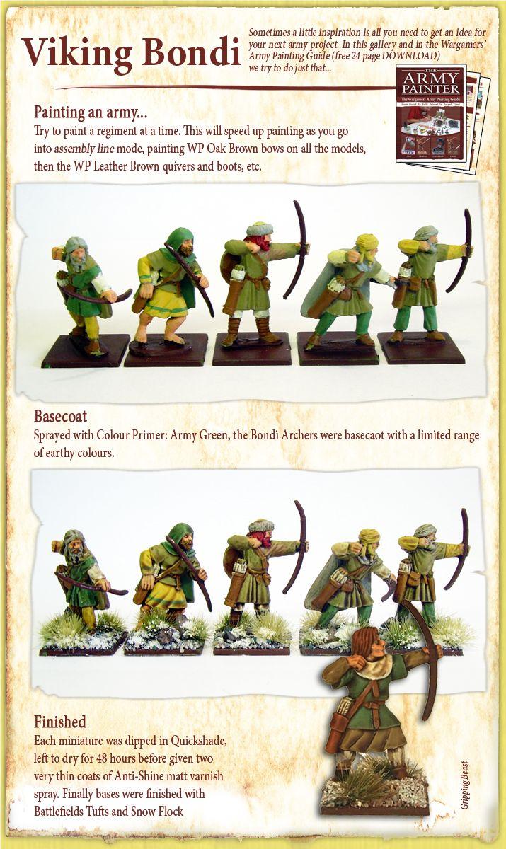 The Army Painter Mini Paintings Miniature Painting Miniature Model