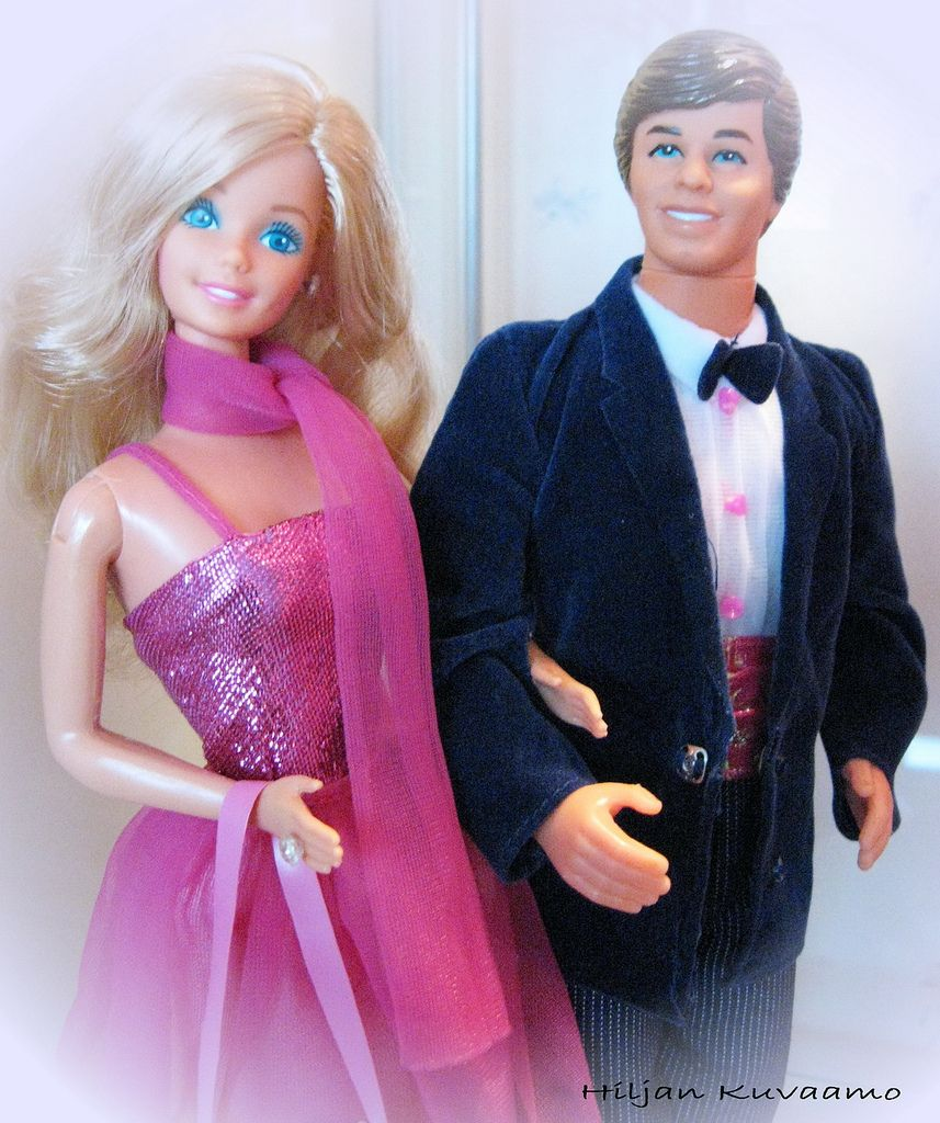barbie and ken relationship history
