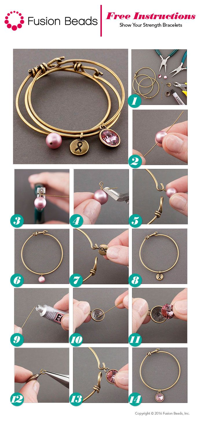 Photo of Show your Strength Bracelets Inspiration Project