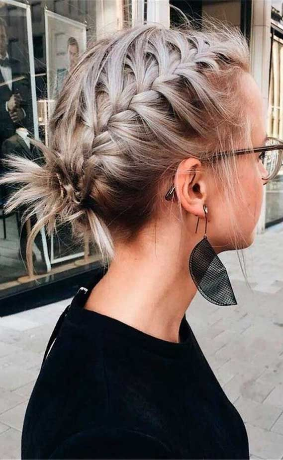 Cute Summer Hairstyles To Try This Summer 2020 - Best Acrylic Nails, Ombre Nails, Nail Art Designs, Lipsticks