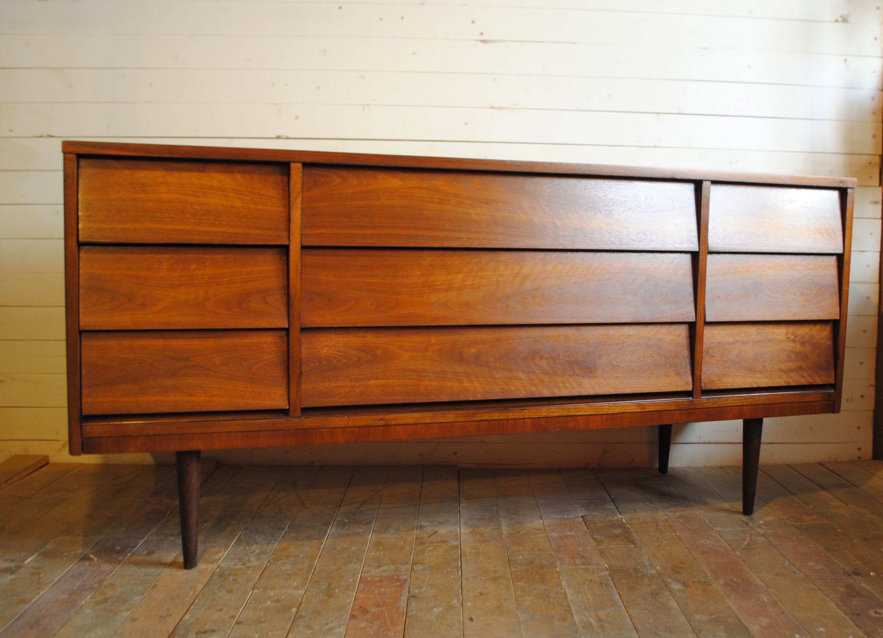 Cute Mid Century Modern Credenza For Classic Home Furniture ...