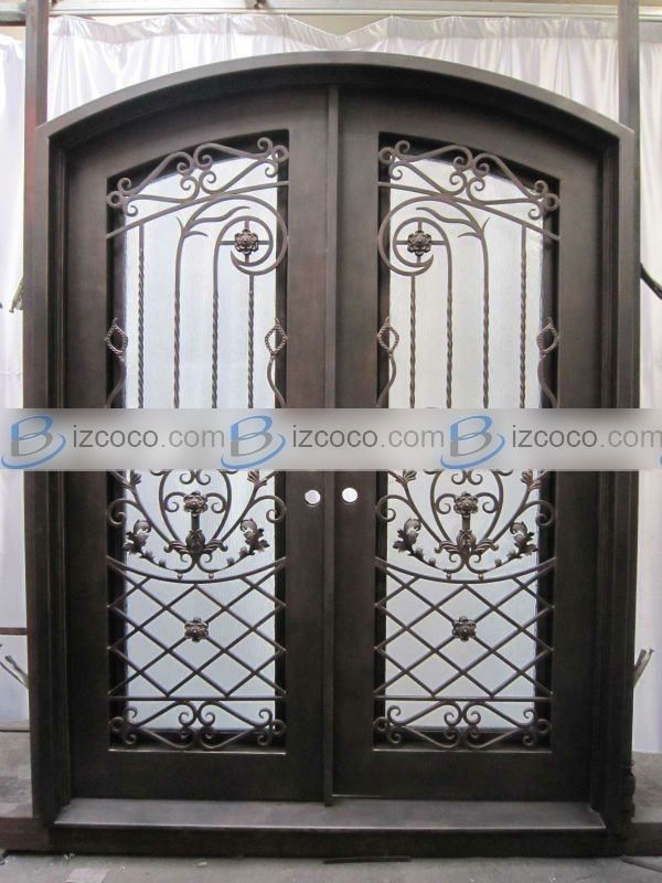 Security Screen Doors For Double Entry Screen Door Grill