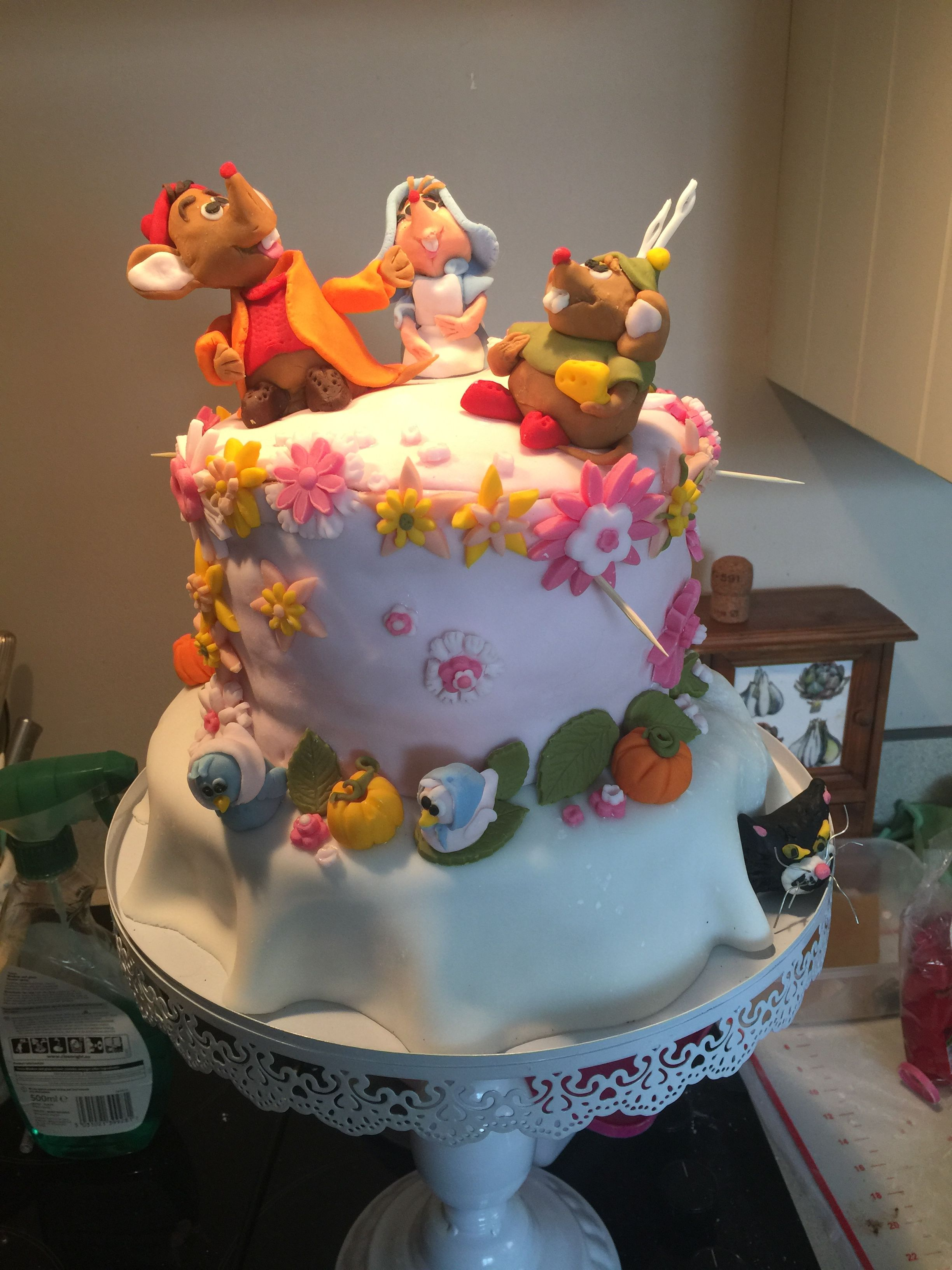 Finally my daughters 21st birthday cake thank you for