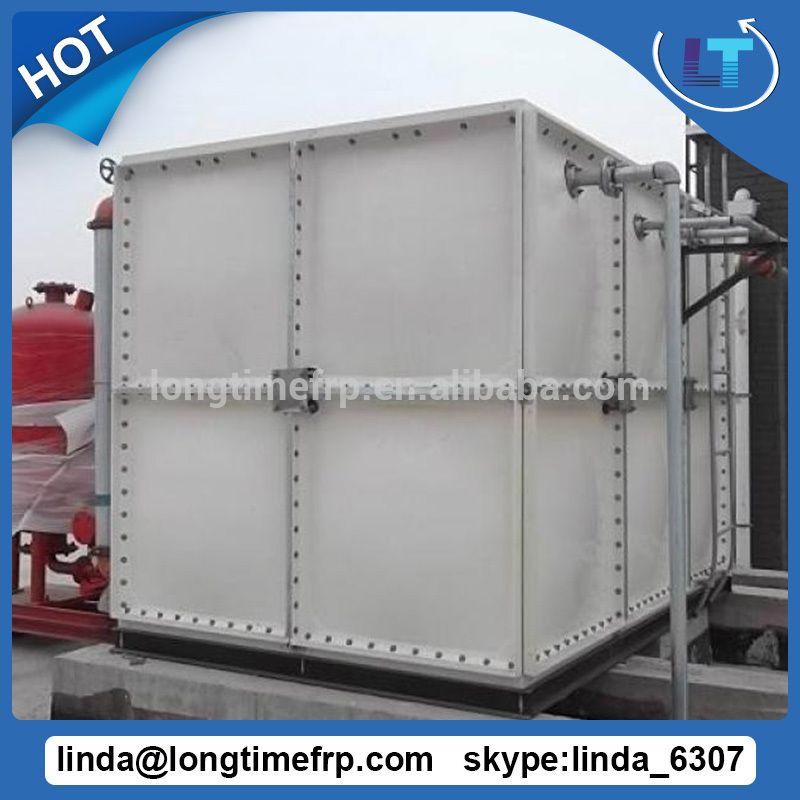 200 Litre Smc Frp Grp Pressure Aquaculture Water Tanks Water