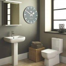 Toilette und Waschbecken 540mm Saxon im Set, erhältlich bei  http://track.webgains.com/click.html?wglinkid=297885&wgcampaignid=167063