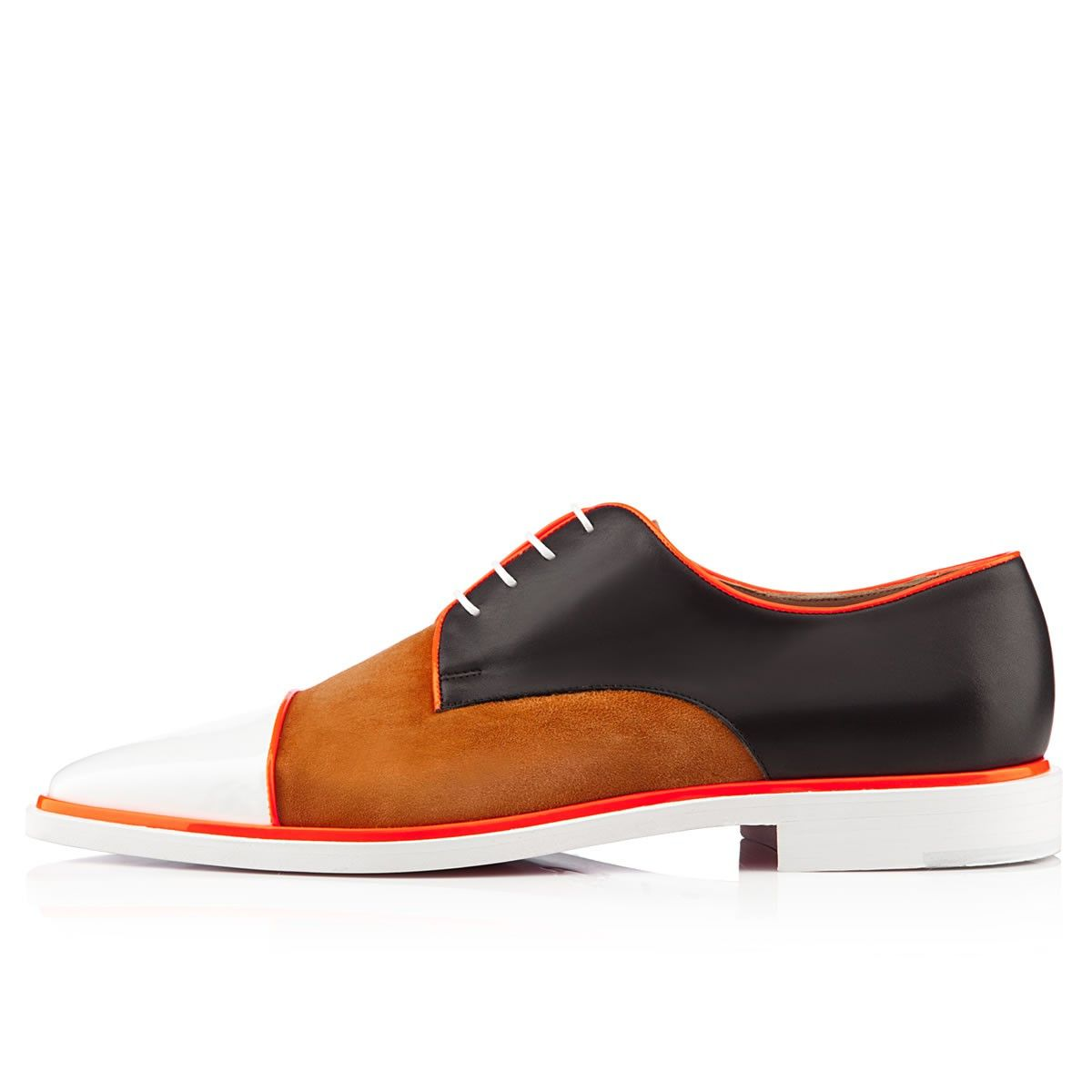 c9eb0ad818dc Christian Louboutin Bruno Orlato Loafers WhiteFauve0 hunting for limited  offer