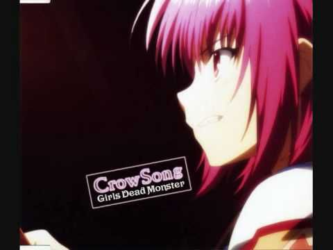 """Crow Song"" by Girls Dead Monster, from ""Angel Beats!"""