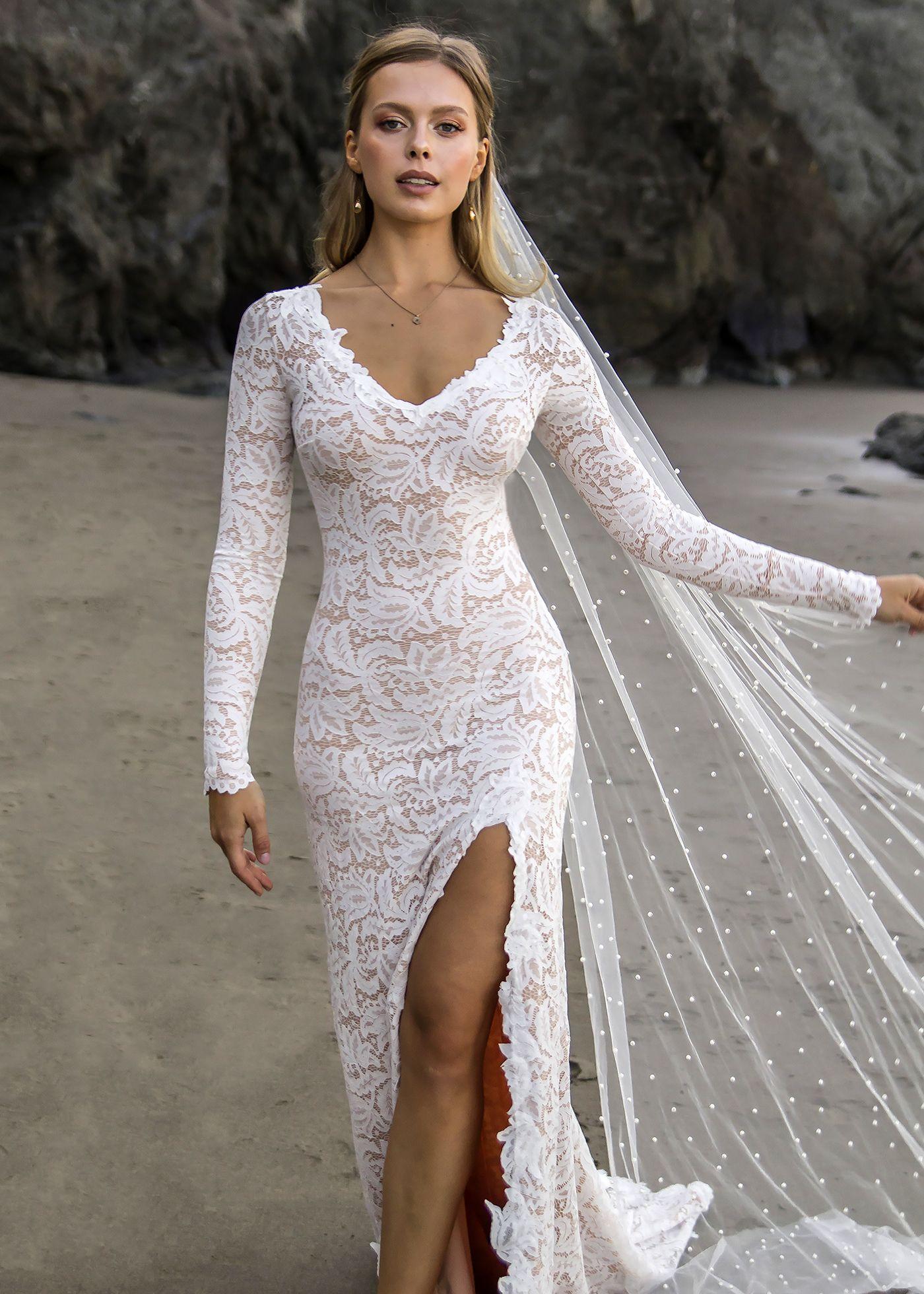 Julie 2 0 By Wear Your Love Dresses Indigo Dress Indie Wedding Dress