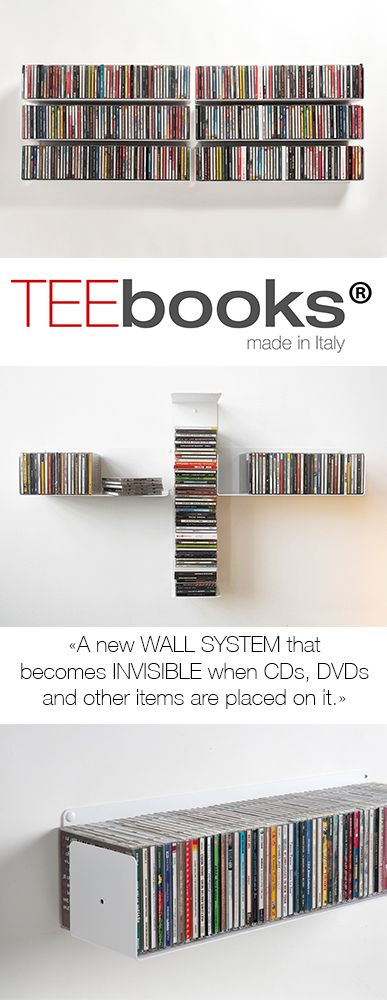 you can create your own teebooks cd shelving system as you like for storing your cds. Black Bedroom Furniture Sets. Home Design Ideas