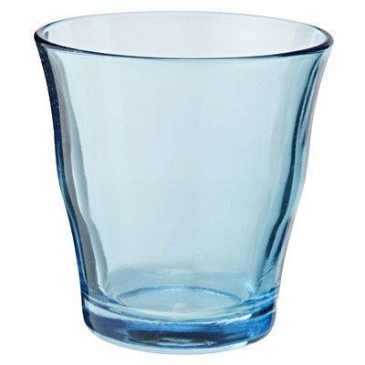 Glass 200ML Blue - Glass Tumbler - Kitchen