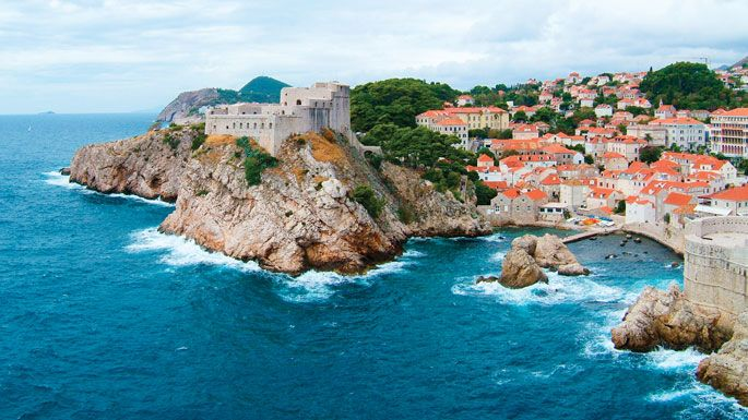 Mediterranean Small Ship Cruises Greece To The Dalmatian Coast - Small ship cruises for dalmatian coast