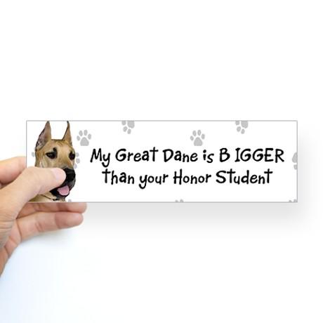Lyingcat Mug Great Dane Funny Bumper Stickers Funny Posters