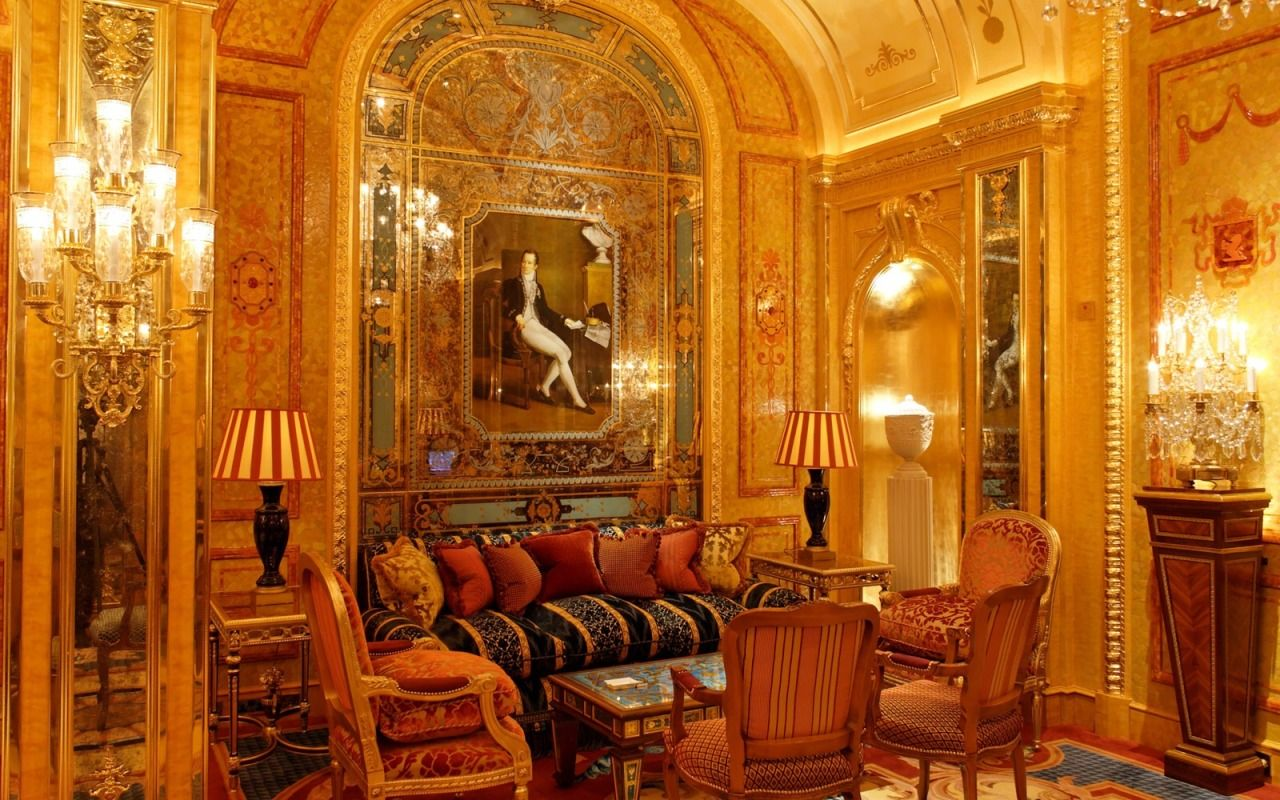 The Amber Room At The Ritz Club In London Uk Via Creative Houses Ritz Amber Room Casino