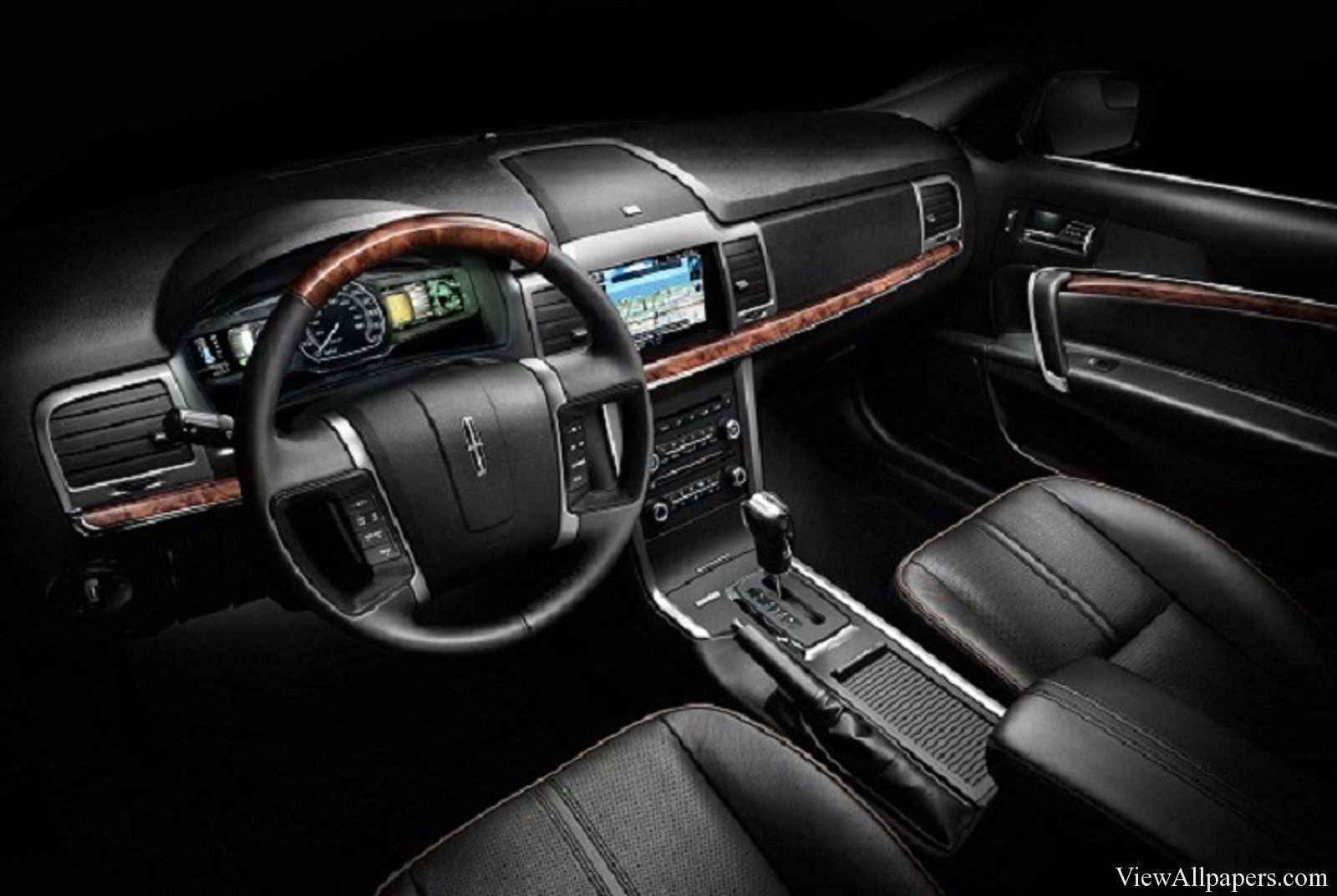 2016 Lincoln Town Car Interior