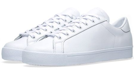 Adidas Rod Laver trainers return in an all-white finish 7e13cc170