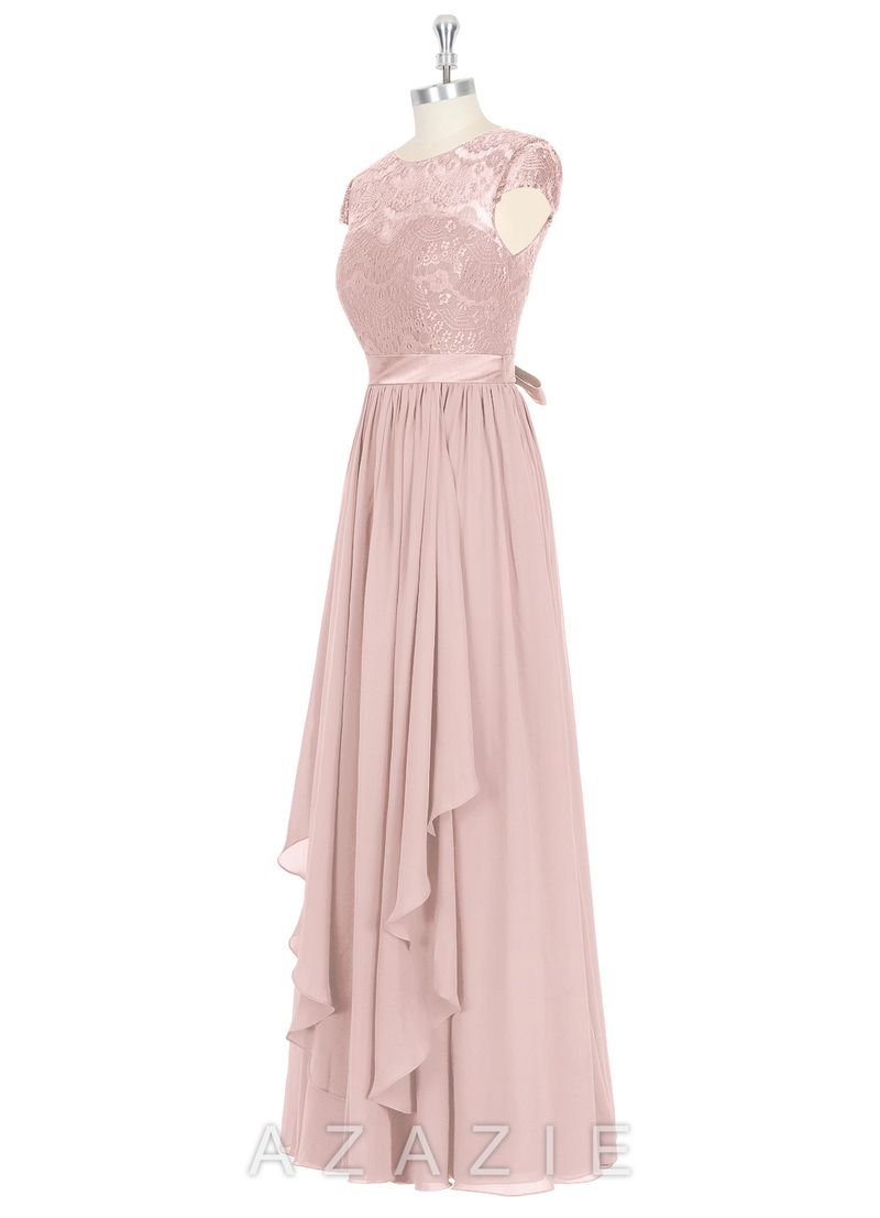 0b9a646a026 Shop Azazie Bridesmaid Dress - Beatrice in Chiffon. Find the perfect  made-to-order bridesmaid dresses for your bridal party in your favorite  color