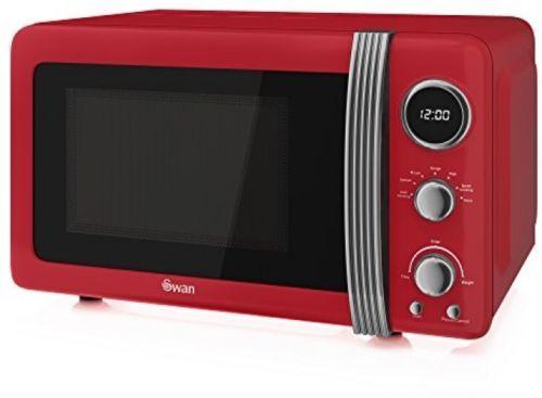 Swan Sm22030rn Standard Microwave Red At Argos Co Uk Visit