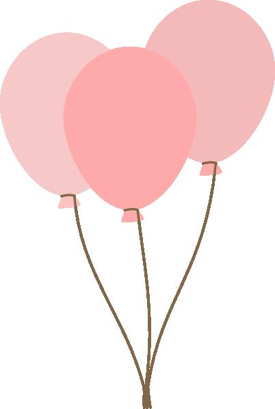 Pink Balloons Clip Art Pink Balloons Clip Art Pink Balloons Balloon Clipart Balloons
