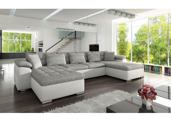 Nurgadiivan Mt50 Pehme Moobel Stylish Sofa Bed Corner Sofa Fabric U Shaped Sofa Bed