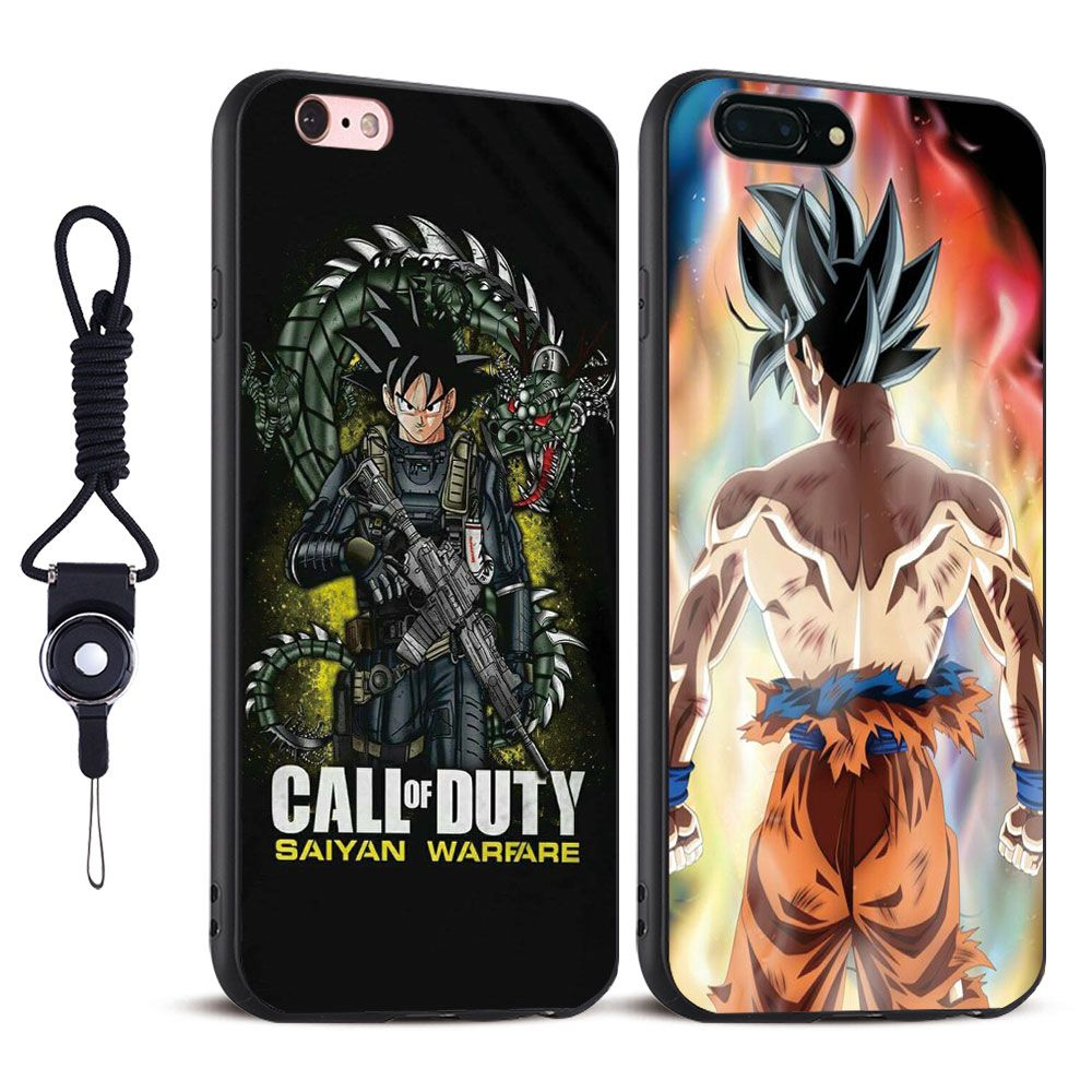 goku phone case iphone 8 plus