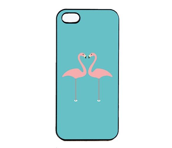 Flamingos iPhone case, I need this!!!!
