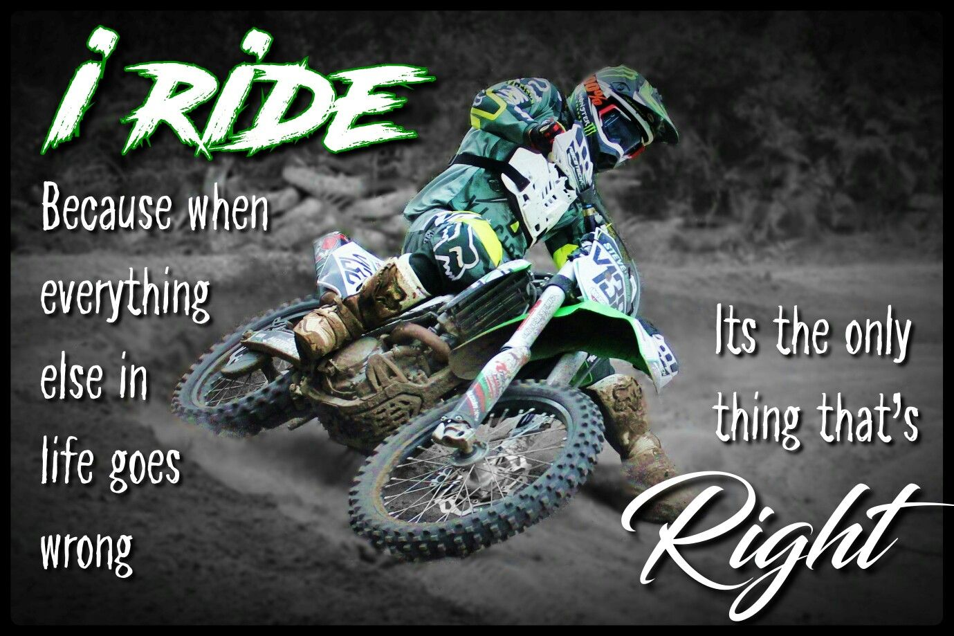 Steve Motocross Quote Dirt Bike Quotes Motocross Quotes Bike