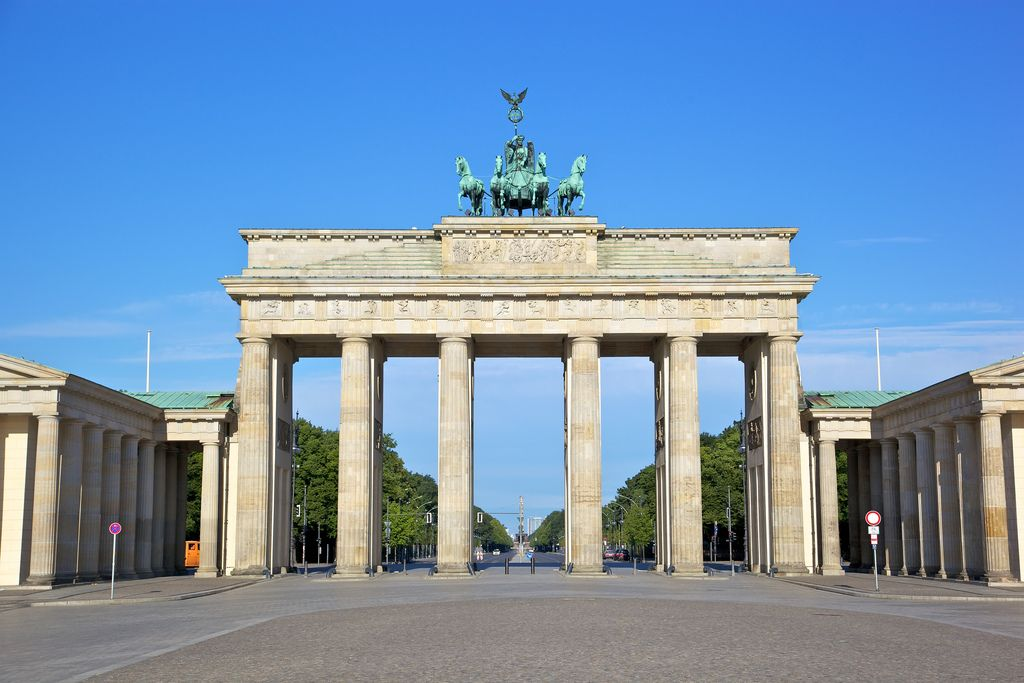 1 Of Tourist Attractions In Berlin