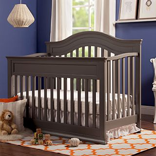 Shop for DaVinci Brook 4-in-1 Convertible Crib with Toddler Bed Conversion. Get…