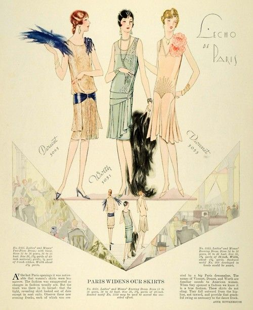 McCall\'s 1927 | vintage | Pinterest