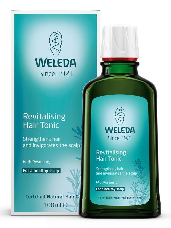 Revitalising Hair Tonic 100ml Weleda Hair Tonic Weleda Hair