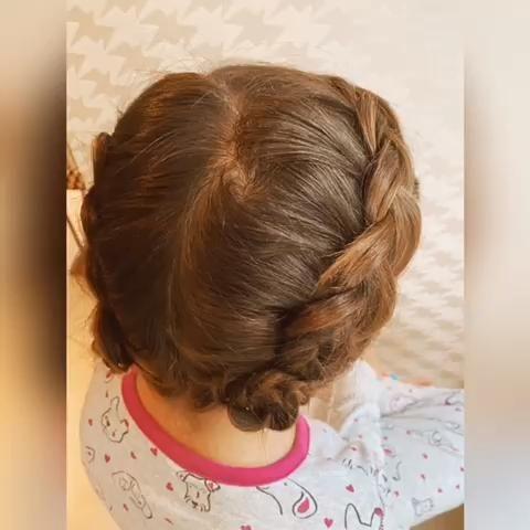 How To Do Fishtail Braids Video Hair Tutorial Hair Hidden Hair Color