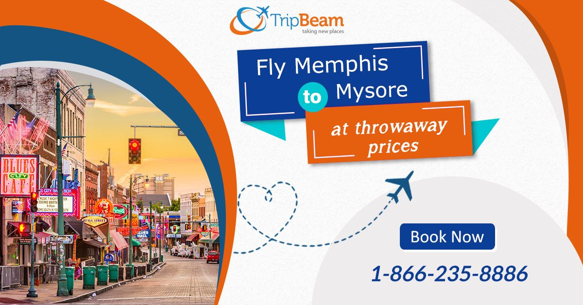 Fly to #Mysore and have a wonderful holiday. Plan an accessible vacation with #Tripbeam at lowest airfare.   For more information: Contact us at: 1-866-235-8886 (Toll-Free).  #IncredibleIndia #VisitKarnataka #TraveltoMysore #VisitMysore #flight #travel #cheapflightdeals #trip #traveladdict #flightdeals #travellife #bookflightonline #bookyourtickets