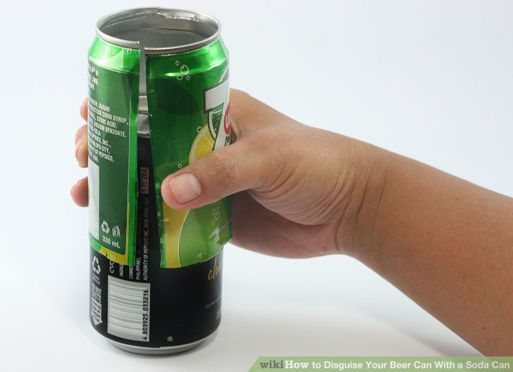Disguise Your Beer Can With a Soda Can #howtodisguiseyourself Disguise Your Beer Can With a Soda Can Step 8 #howtodisguiseyourself Disguise Your Beer Can With a Soda Can #howtodisguiseyourself Disguise Your Beer Can With a Soda Can Step 8 #howtodisguiseyourself