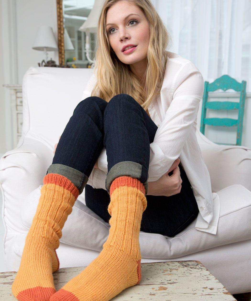worn women's socks - 736×881