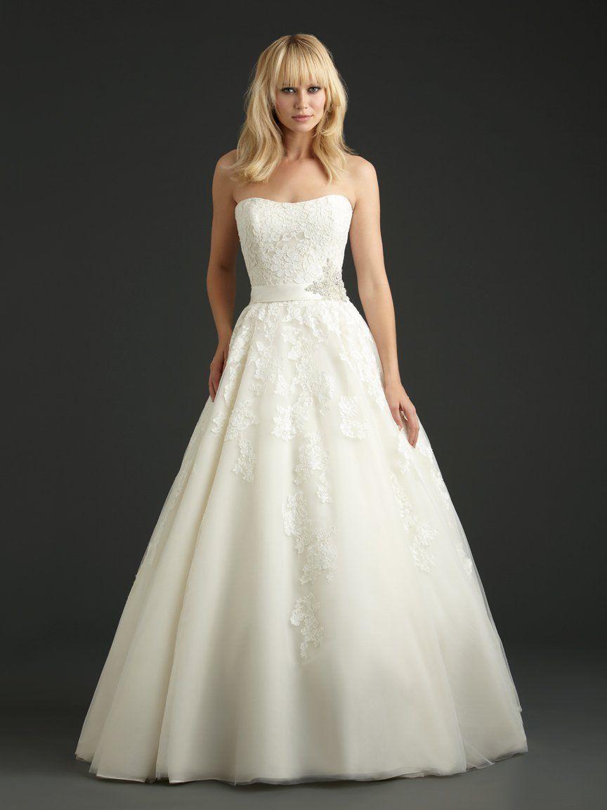 Nice Wedding Dresses And Bridal Wear From Allure Morgan Davies Dress Shop Hitchin