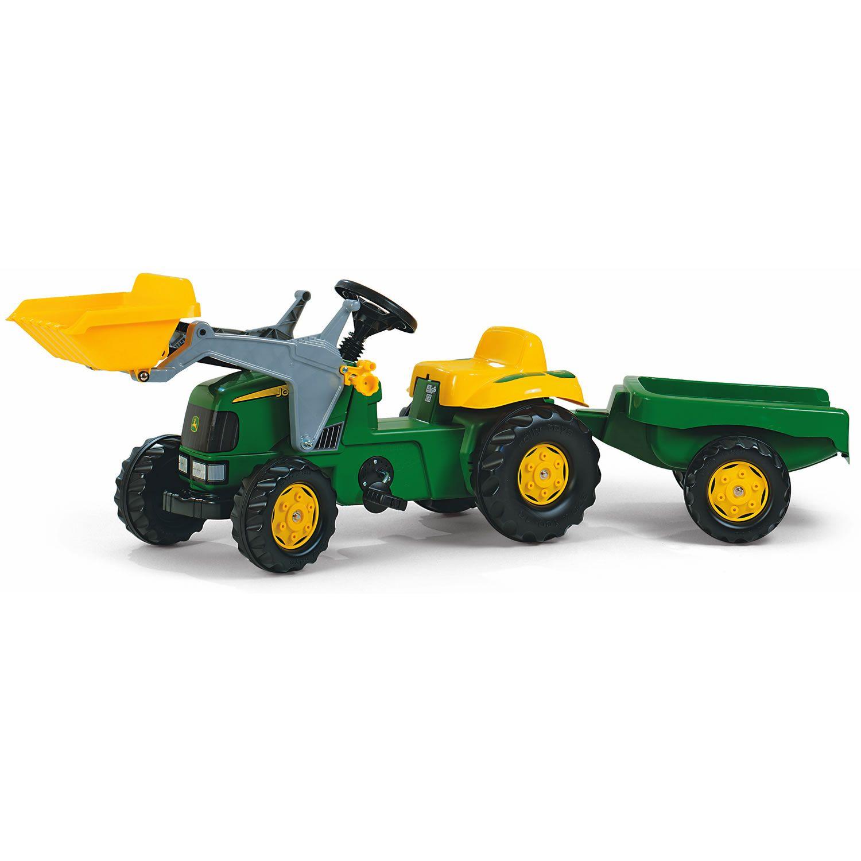 Excepcional Colorear John Deere Tractor Molde - Ideas Creativas para ...