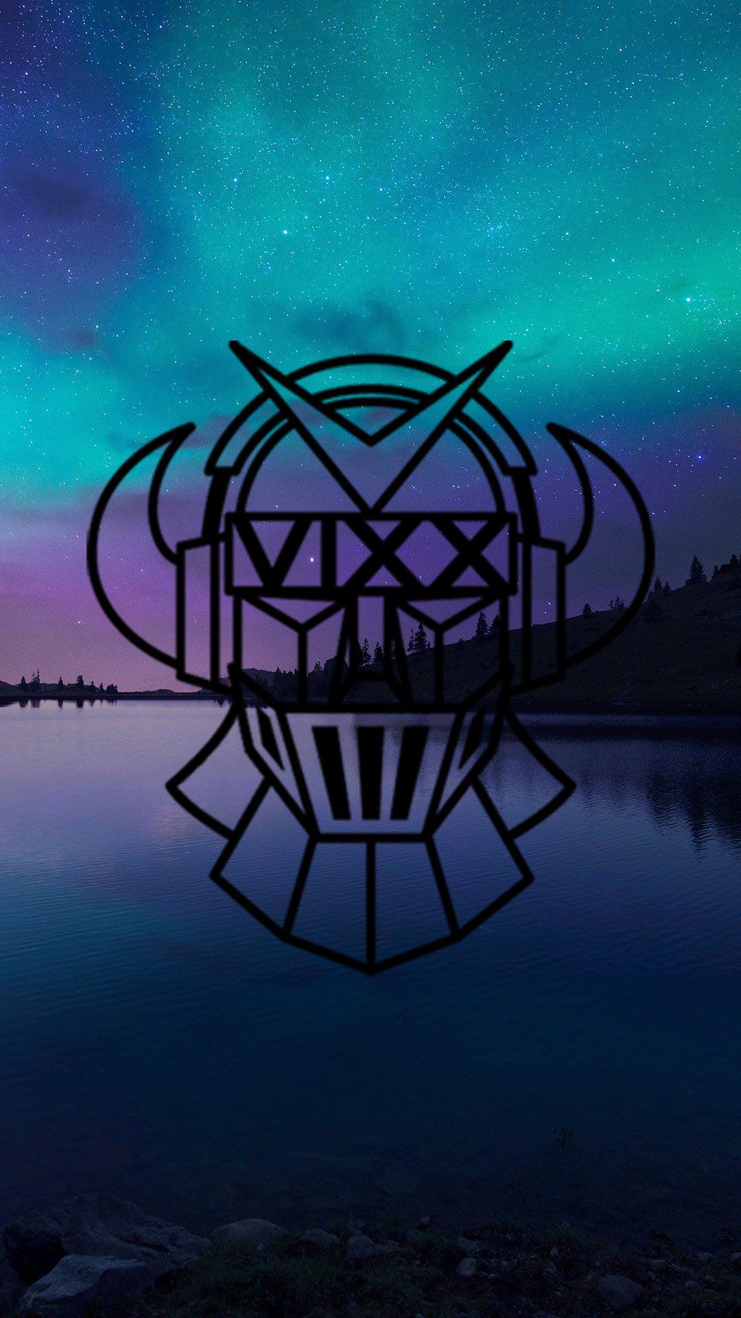 Vixx Logo Wallpaper #VIXX #KPOP #WALLPAPER...